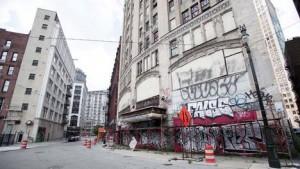#PAEMX Detroit en ruinas