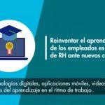 Videoinfografía Reinventar el aprendizaje