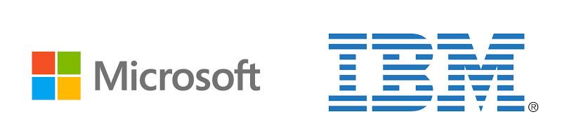 Microsoft IBM