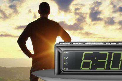 Cambio de horario favorece al reloj biologico productividad
