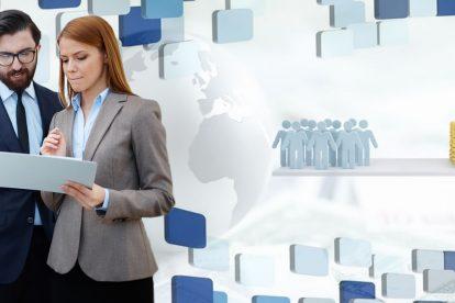2 factores empresa trabajo