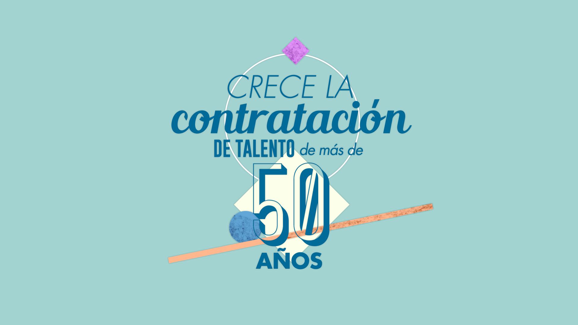 PAE talento 50 años