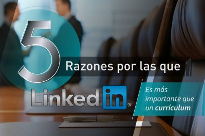 PAE - 5 Razones LinkedIn