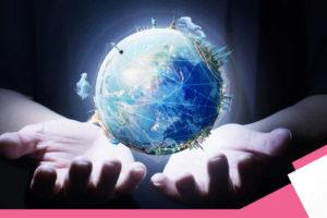 mundo en manos