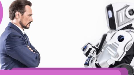 persona vs robot